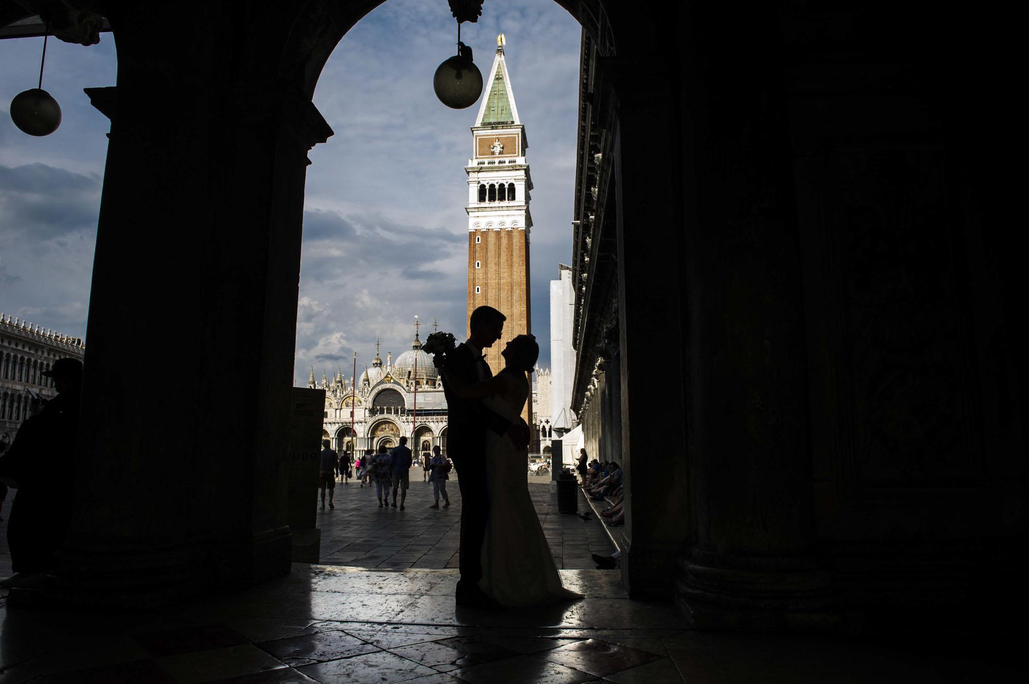 Stefano und Walter, Hochzeit, Italien